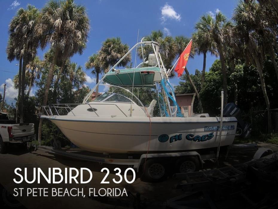 1998 Sunbird 230 Neptune