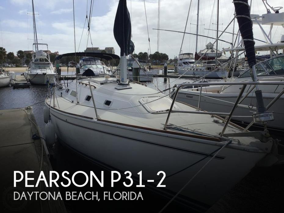 1989 Pearson P31-2