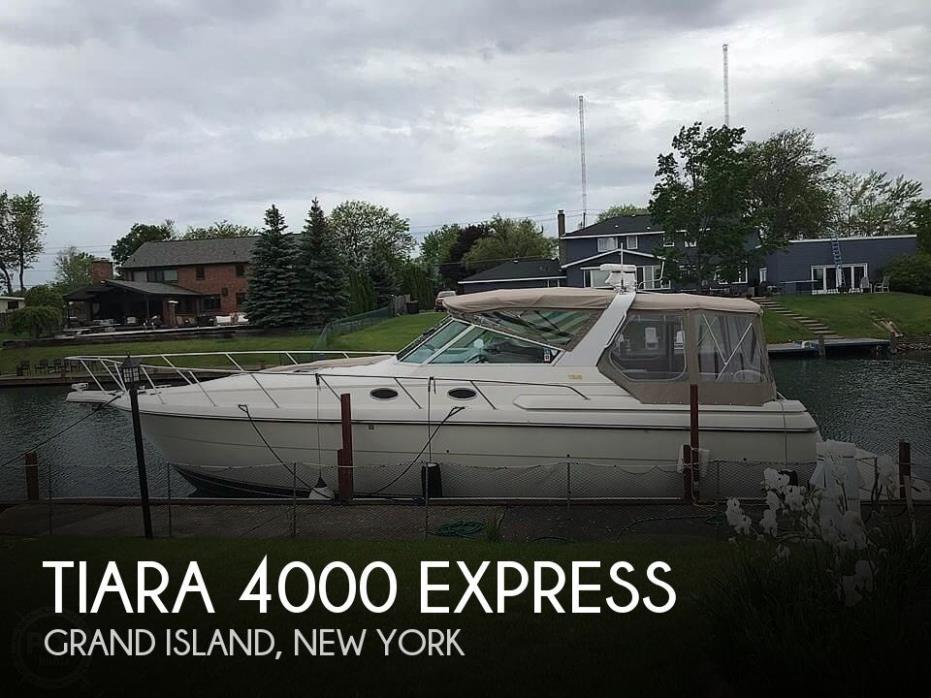 1997 Tiara 4000 Express