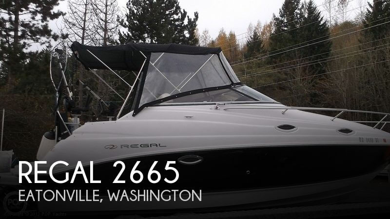 2008 Regal 2665