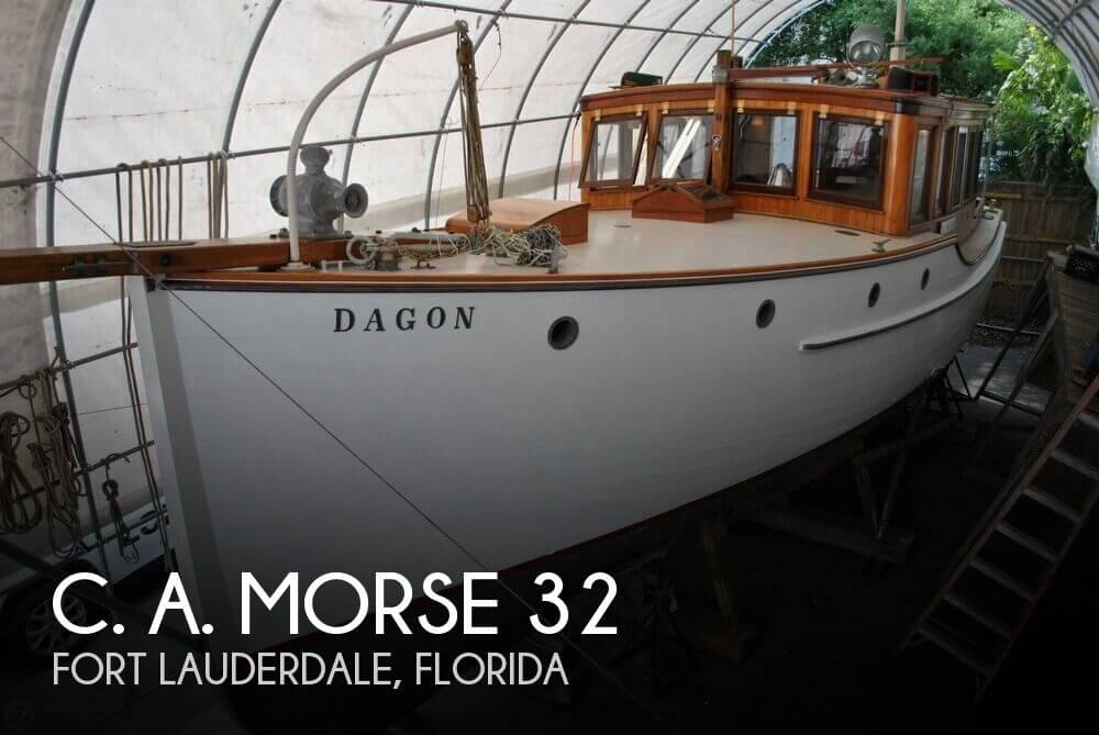 2013 C. A. Morse 32