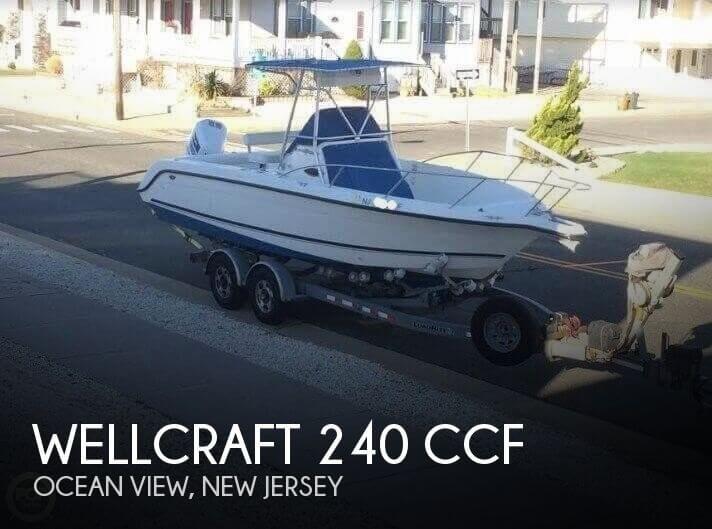 1997 Wellcraft 240 CCF