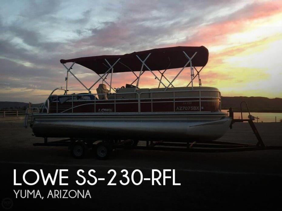 2014 Lowe SS-230-RFL