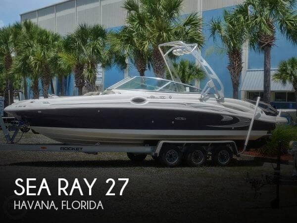 2005 Sea Ray 27