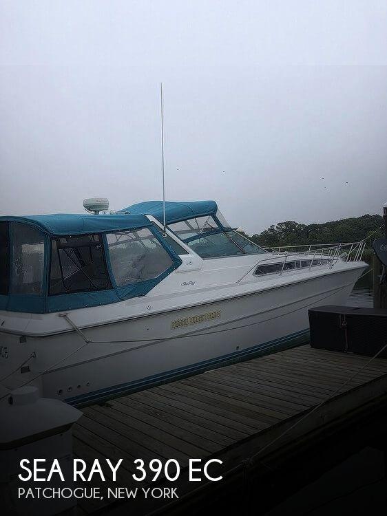 1989 Sea Ray 390 EC