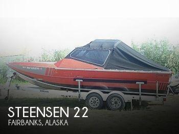 1992 Steensen 22