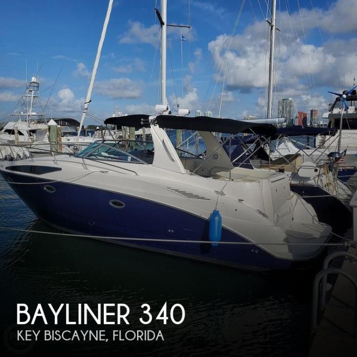 2008 Bayliner 340 Express Cruiser