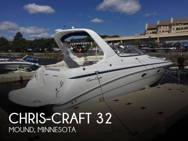 2000 Chris-Craft 328 express