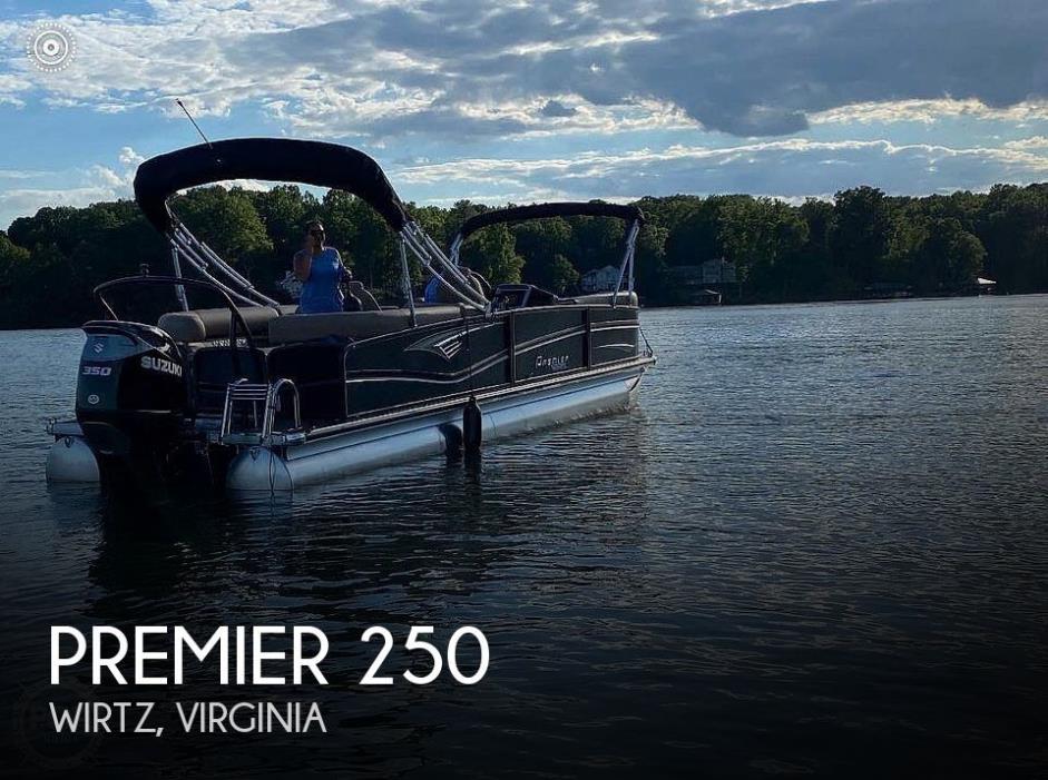 2020 Premier Pontoons 250 Grand Majestic RF