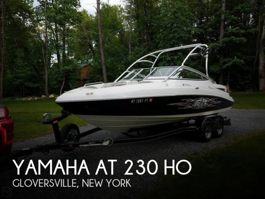 2008 Yamaha AR 230 HO