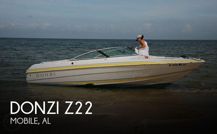 2001 Donzi Z22