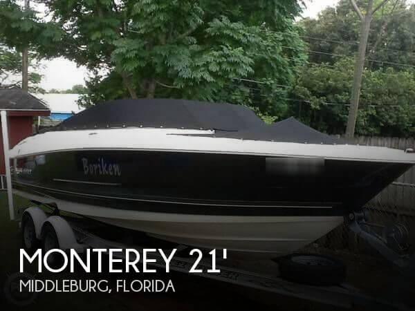 2005 Monterey Montura 214 FS