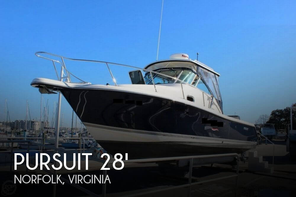 2009 Pursuit 285 Offshore