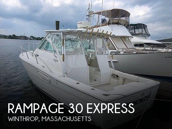 2003 Rampage 30 Express