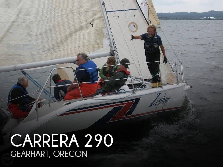 1993 Carrera 290