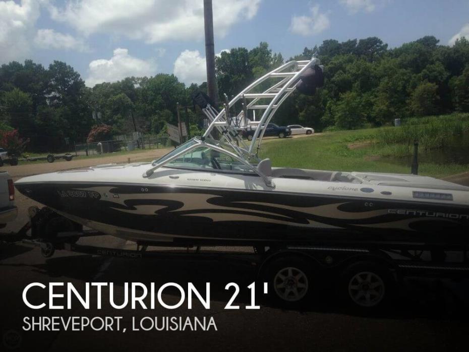 2007 Centurion CYCLONE C4