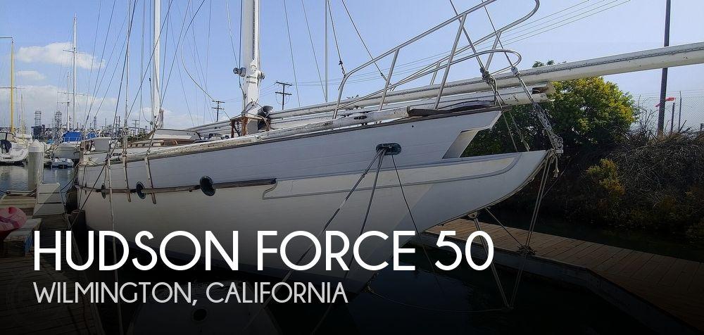 1983 Hudson Force 50 Ketch