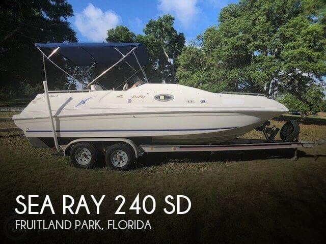 1999 Sea Ray 240 SD