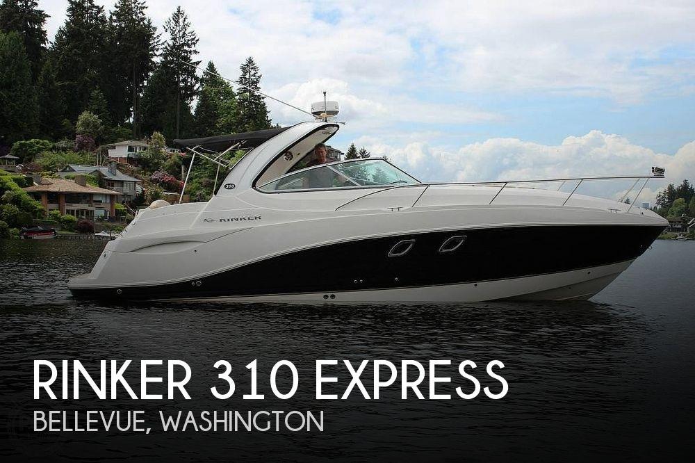 2012 Rinker 310 Express