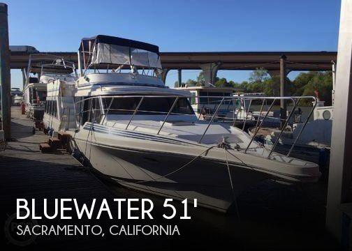 1989 Bluewater 51 Coastal Cruiser
