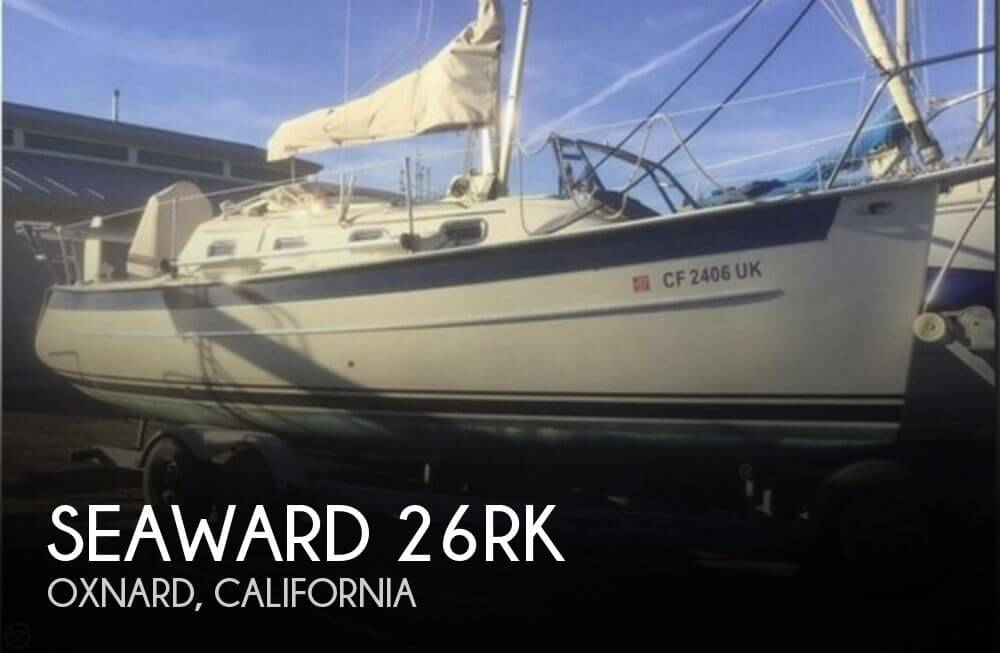 2008 Seaward 26RK