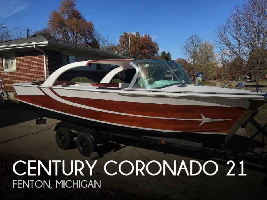 1962 Century Coronado 21