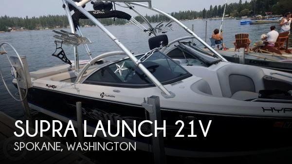 2007 Supra Launch 21V