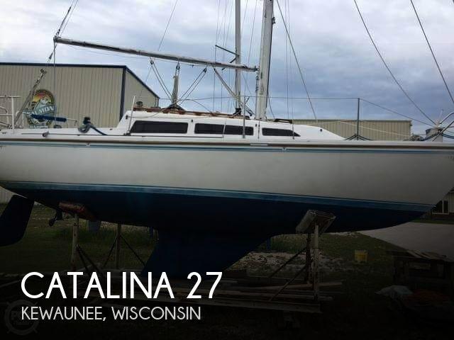 1987 Catalina 27