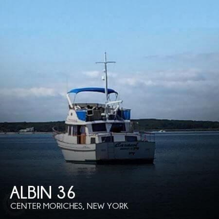 1978 Albin 36