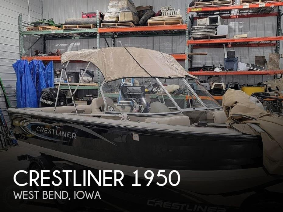 2011 Crestliner 1950 Sportfish