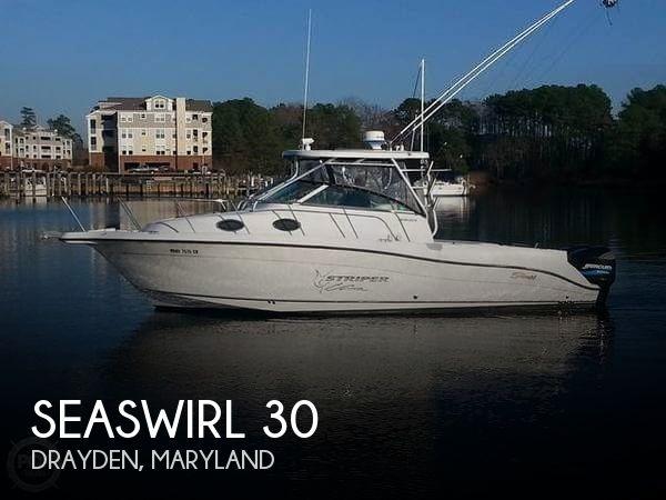 2003 Seaswirl 2901 WA STRIPER