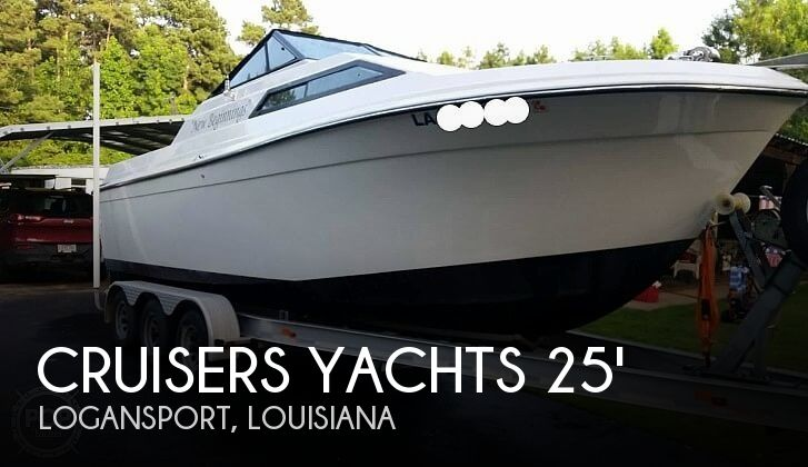 1979 Cruisers Yachts Gran Bateau