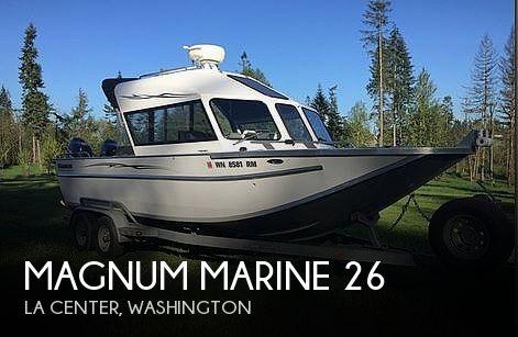 2004 Magnum Marine Ultramag 26