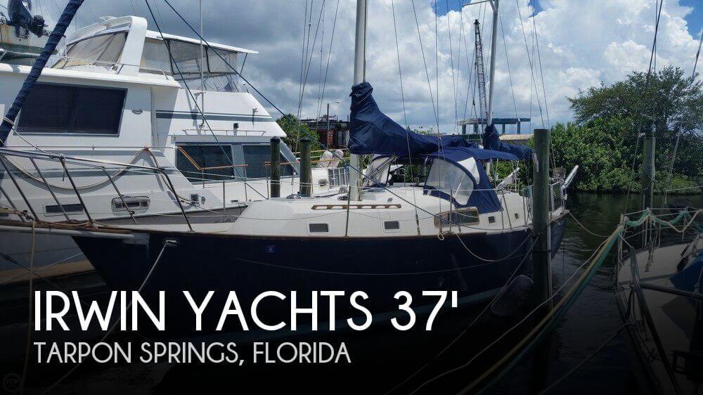 1981 Irwin Yachts 37 Mark V
