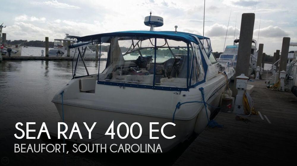 1993 Sea Ray 400 EC