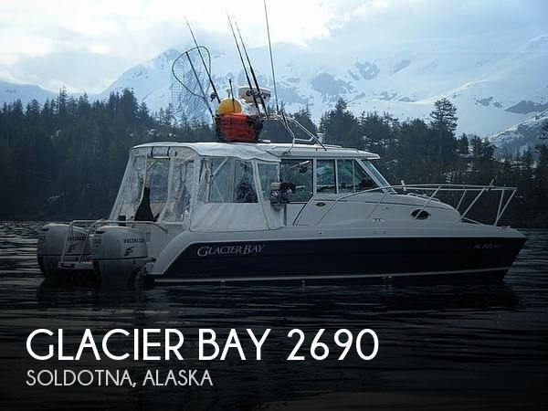 2007 Glacier Bay 2690 Coastal Runner