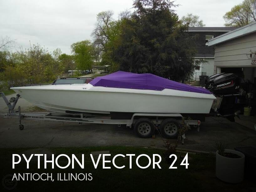 1991 Python Vector 24