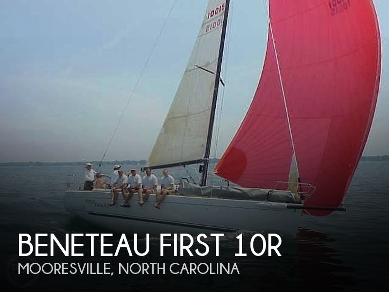 2007 Beneteau First 10R