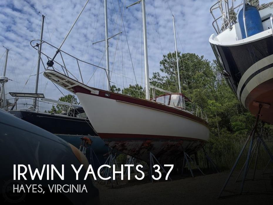1981 Irwin Yachts 37