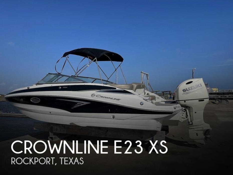 2018 Crownline E23 XS