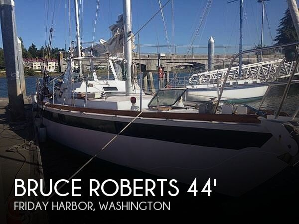 1984 Bruce Roberts Offshore 44