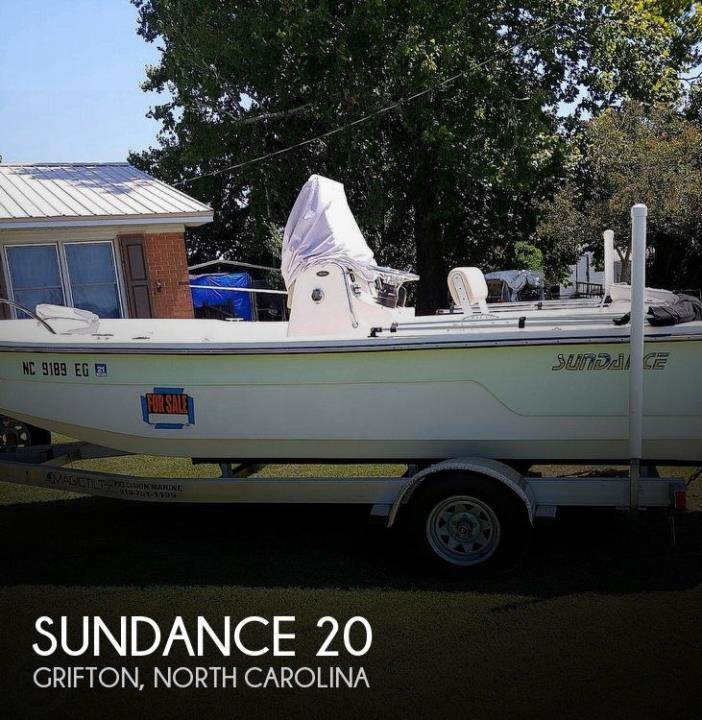 2018 Sundance B20CCR