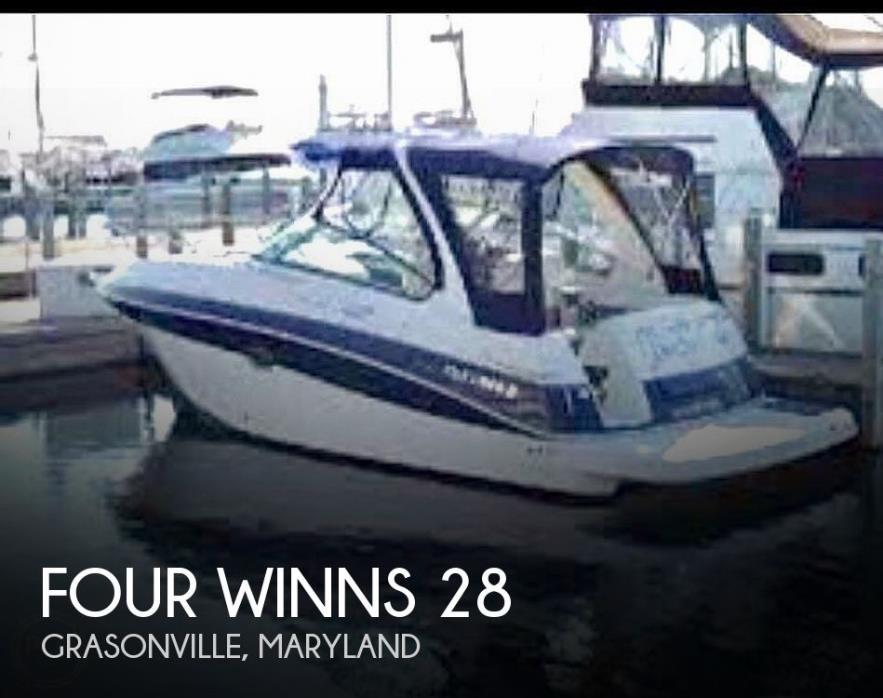 2007 Four Winns 28