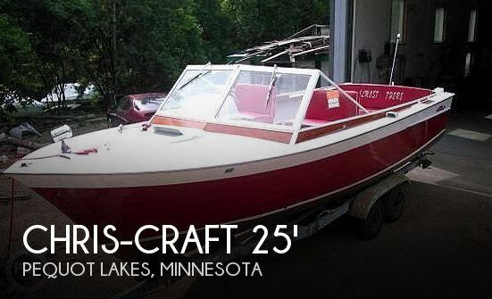 1964 Chris-Craft Sea-Skiff Sportsman