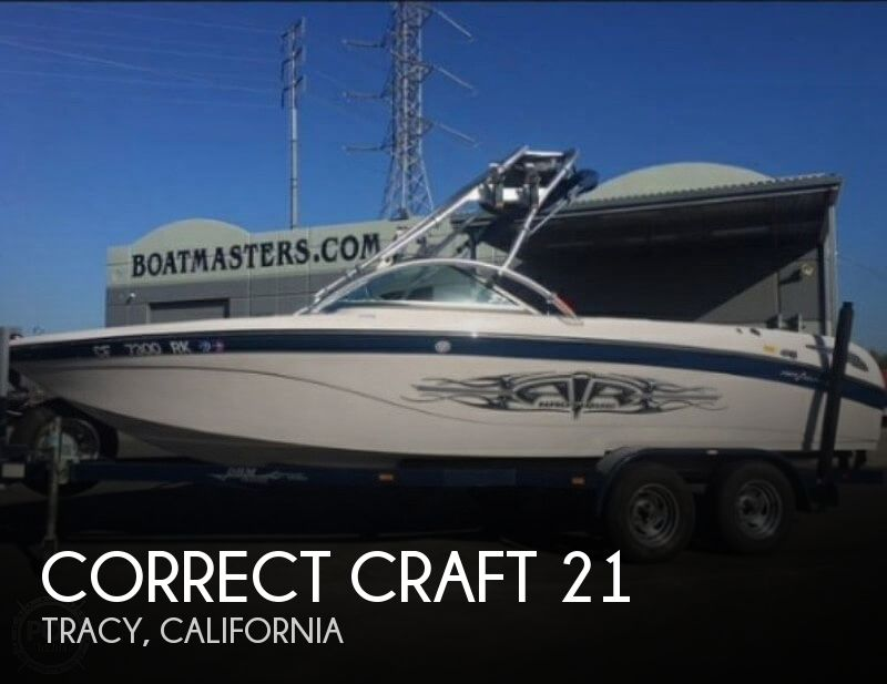 2006 Correct Craft Nautique Air SV211