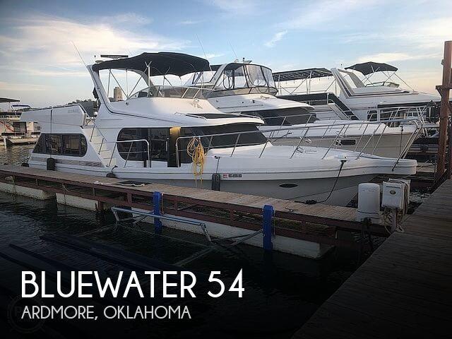 1994 Bluewater 462