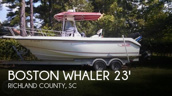 2002 Boston Whaler 230 Outrage