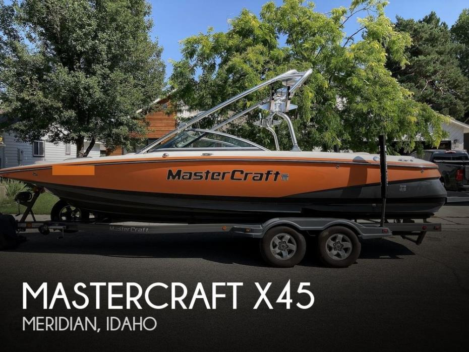 2006 Mastercraft X45