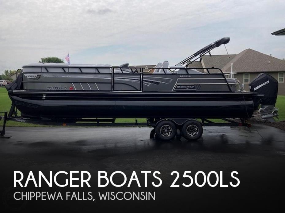 2021 Ranger Boats 2500LS