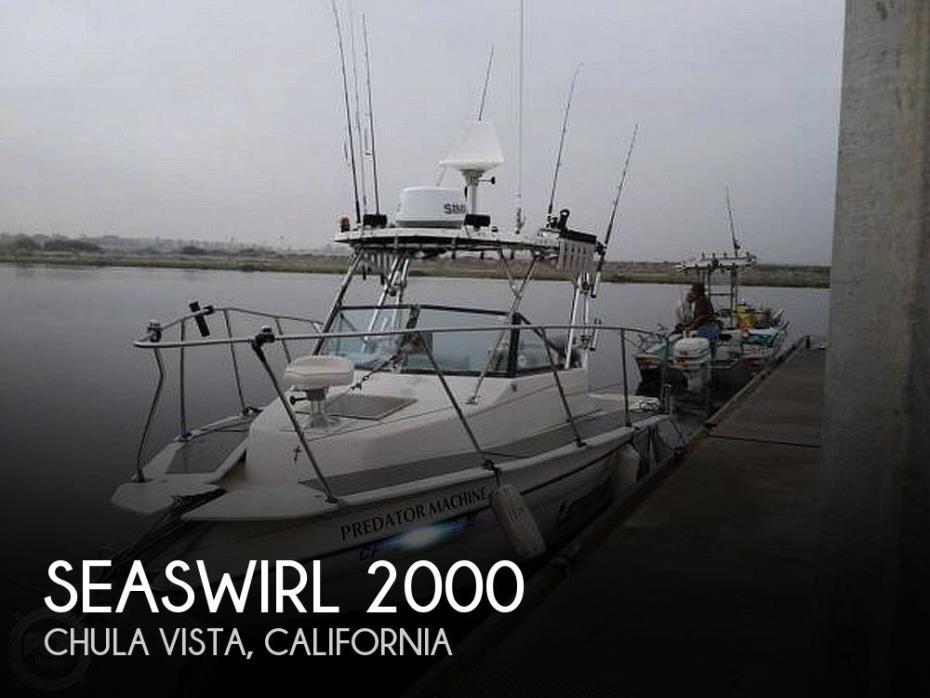 1995 Seaswirl Striper 2000 WA